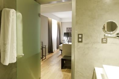 Habitación doble estándar, baño